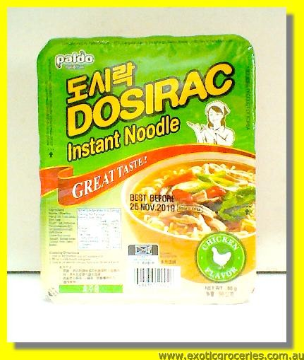 Dosirac Chicken Flavour Noodle