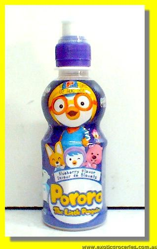 Pororo Blueberry Flavour Drink