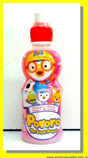 Pororo Strawberry Flavour Drink