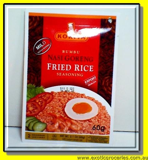 Fried Rice Seasoning (Bumbu Nasi Goreng)