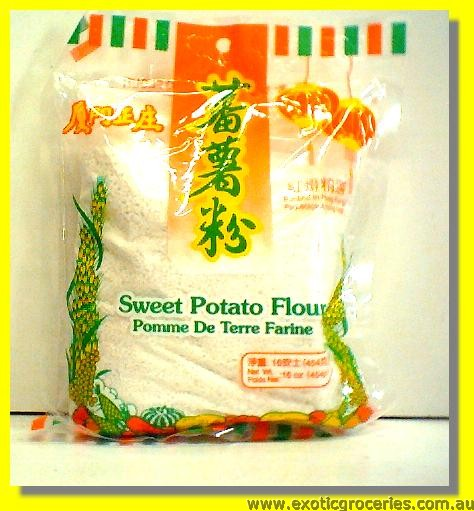 Sweet Potato Flour