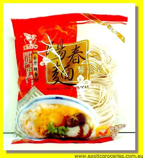 Dried Noodle Stick - White