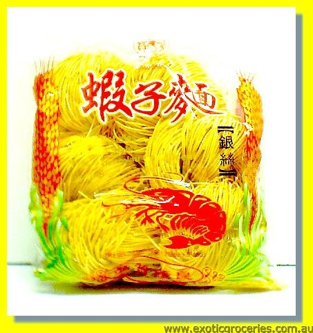 Dried Shrimp Noodle