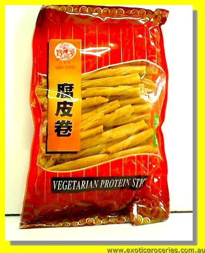 Vegetarian Protein Stick (Dried Beancurd Stick)