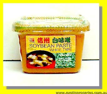 Soybean Paste White Type Miso in Tub