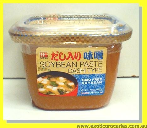 Soybean Paste Dashi Type