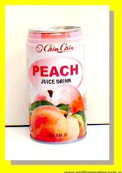 Peach Juice Drink