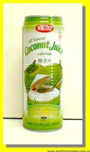 Coconut Juice with Pulp