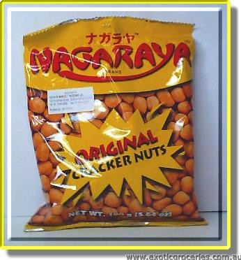 Cracker Nuts Butter Flavor