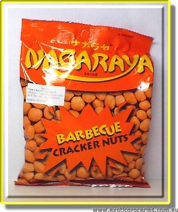 Cracker Nuts (Barbecue Flavor)