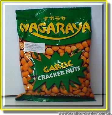 Cracker Nuts (Garlic Flavor)