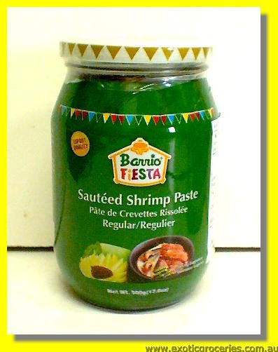 Salted Shrimp Paste (Regular)