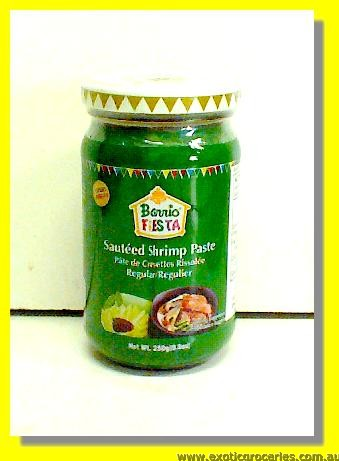 Bagoong Sauteed Shrimp Paste (Regular)