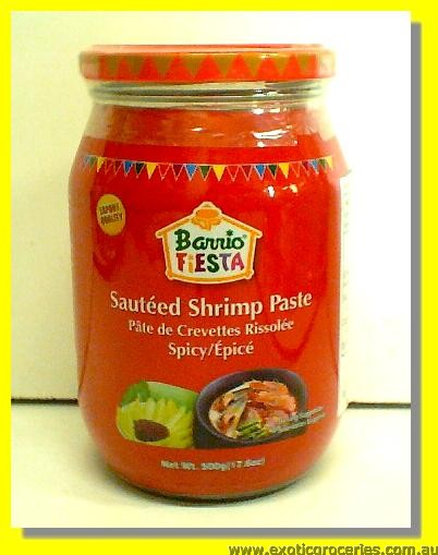 Salted Shrimp Paste (Spicy)