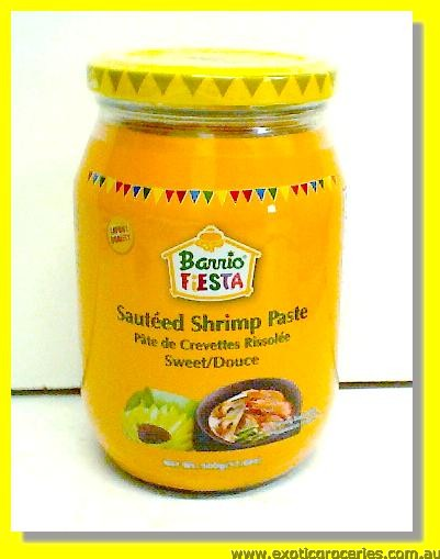 Sauteed Shrimp Paste (Sweet- Bagoong)