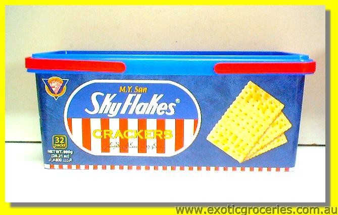 Skyflakes Crackers 32 Individually Wrapped
