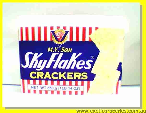 Skyflakes Crackers (Individual Packs)