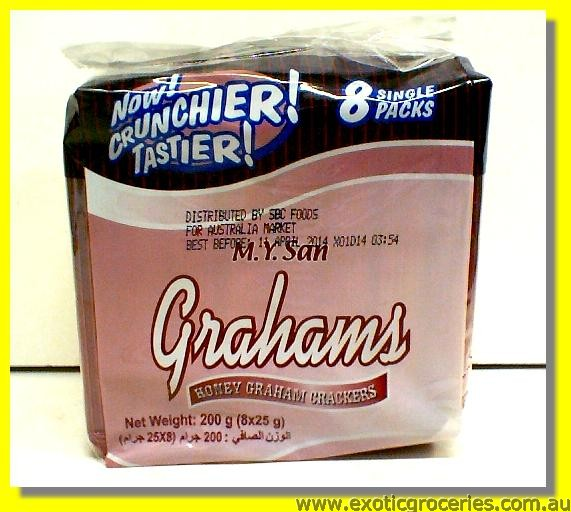 Grahams Honey Crackers