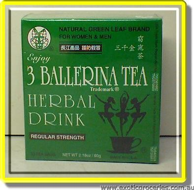 Dieters' Herbal Drink 30 Tea Bags