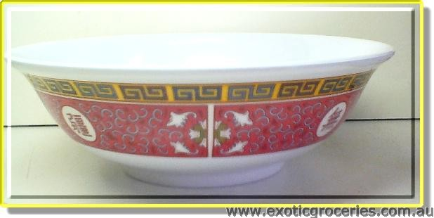 Red Melamine Bowl 5085TR