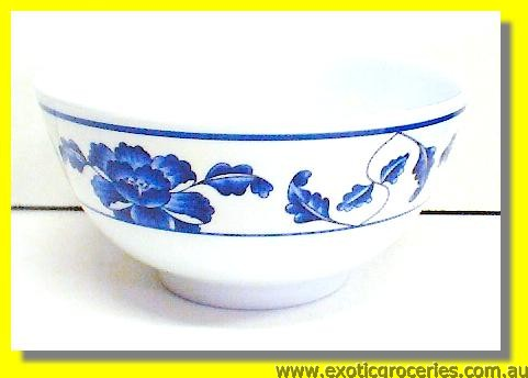 Blue Melamine Bowl 5206B