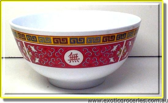 Red Melamine Bowl 15cm 5206TR
