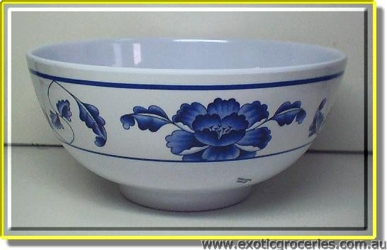 Melamine Blue Bowl 5207TB