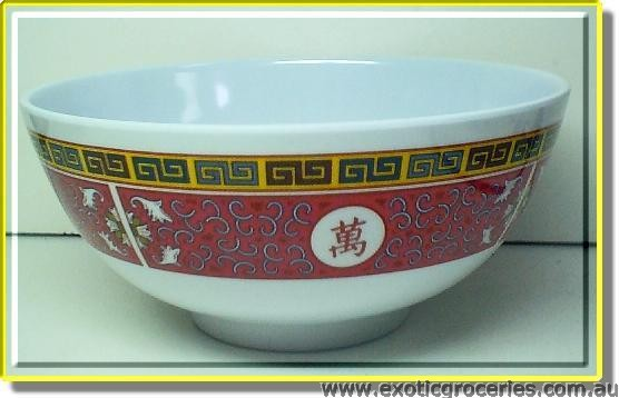 Red Melamine Bowl 5207TR