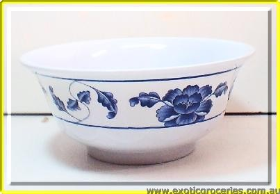 Blue Melamine Bowl 5265TB