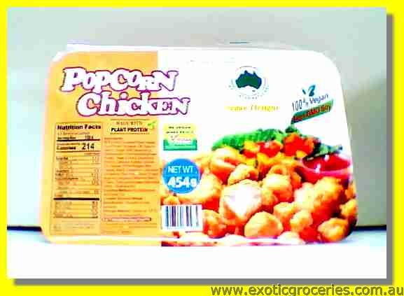 Frozen Vegan Popcorn Chicken