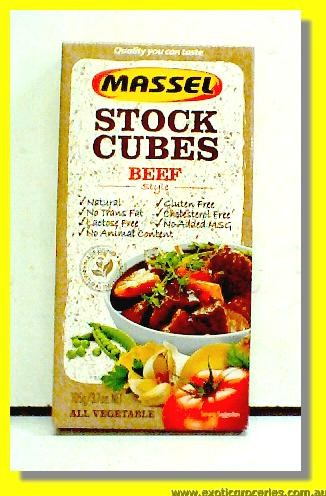 Beef Stock Cubes 10pcs