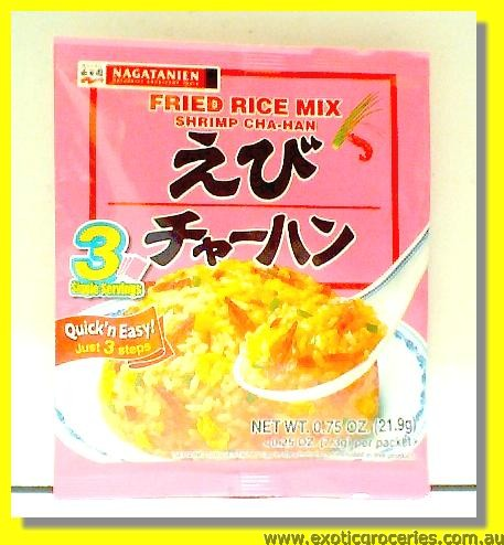 Fried Rice Mix Shrimp Flavour