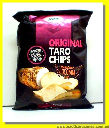 Original Taro Chips