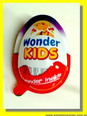 Wonder Kids Chocolate