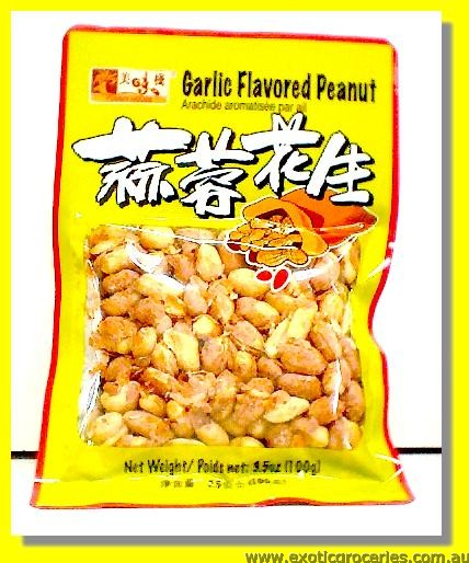 Garlic Flavoured Peanuts