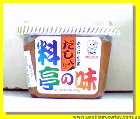 Dashi Miso Soybean Paste