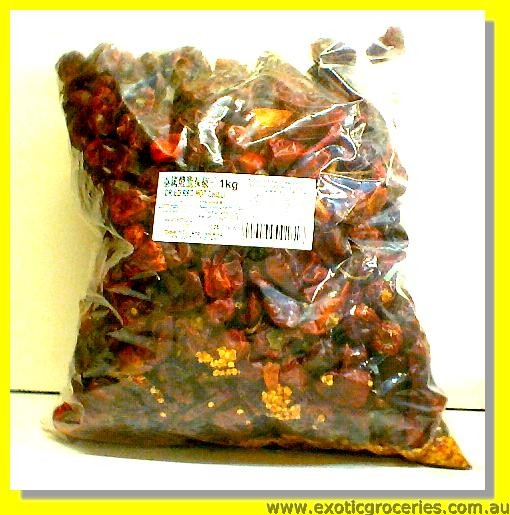 Dried Red Hot Chilli