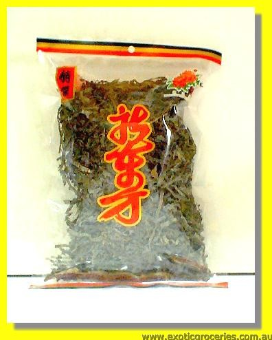 Preserved Seaweed Strip