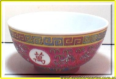 Red Longevity Bowl 4.5""
