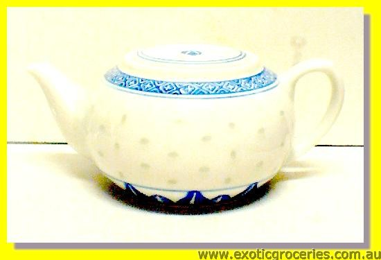 Rice Pattern Teapot