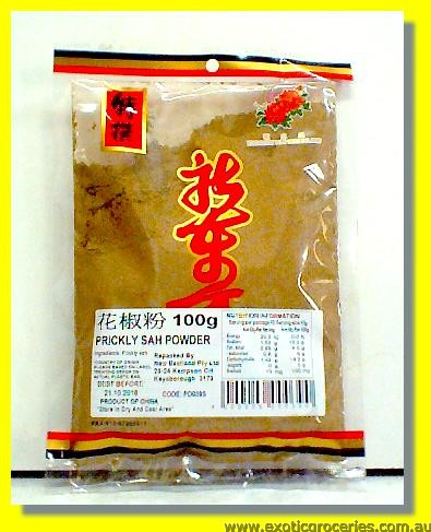 Prickly Ash Powder (Szechuan Pepper Powder)