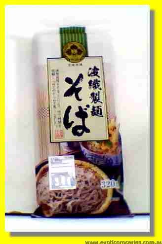 Dried Buckwheat Soba Noodle