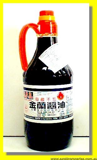 Authentic Chinese Soy Sauce