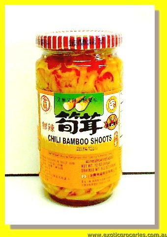 Chilli Bamboo Shoots