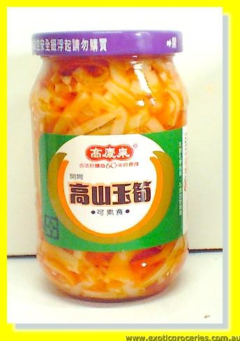 Chilli Bamboo Shoot