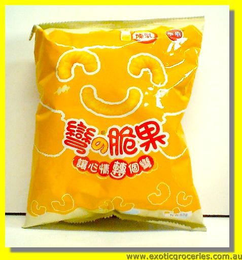 Condensed Milk Corn Snack