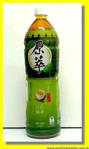 Japanese Green Tea Sugar Free