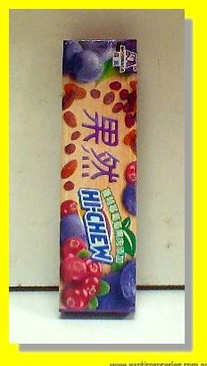 Hi-Chew Cranberry Grape Flavour Chewy Candy