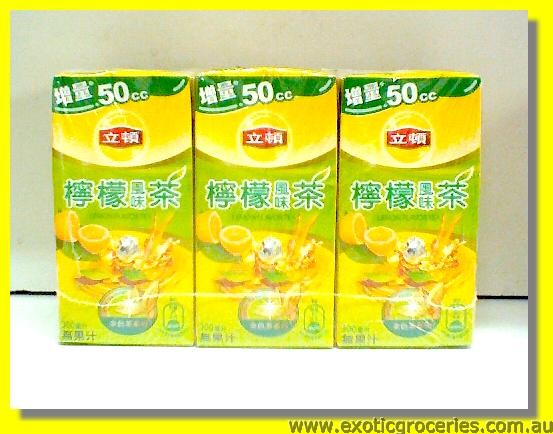 Lemon Flavour Tea 6packs