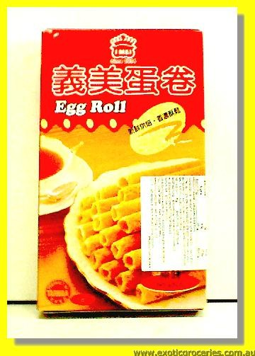 Egg Roll Butter